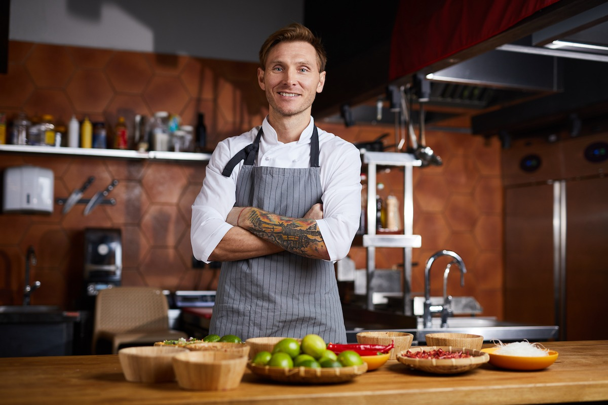 what is a personal chef