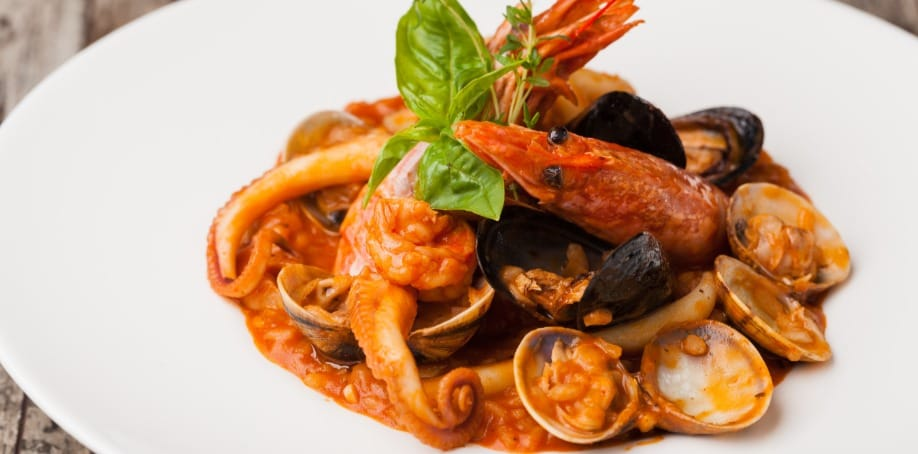 Seafood-pasta-by-chef-sam-in-toronto