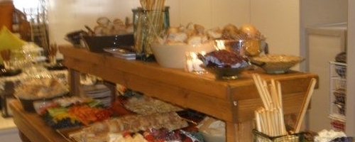 Meat and Cheese Buffet